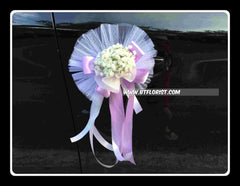 Accompany Car Fresh Flower Decoration - ACC0777