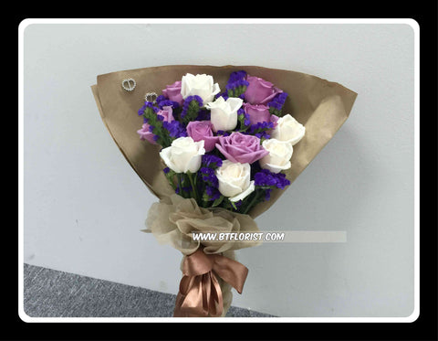 Rose Bouquet  - FBQ1426val