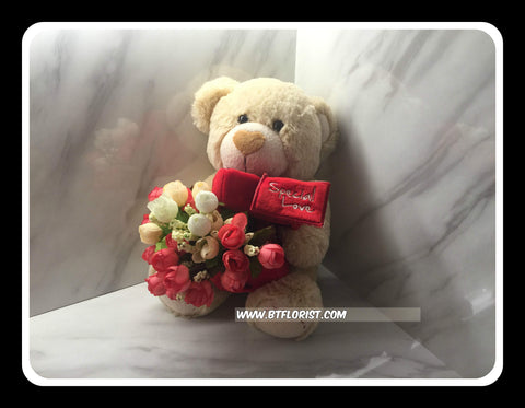 Bear with Special Box   - BWF3456val