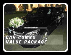 Car Decoration Combo Value Package - PAC8062