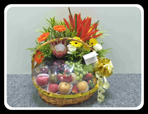 Fresh Fruits & Flowers   - FRB5542