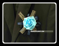 Artificial Rose Corsage  - ART0417
