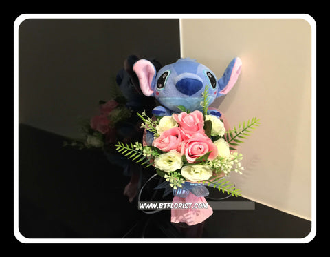 Stitch Bouquet    - BBQ2255