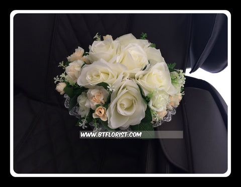 Artificial Bridal Bouquet  VI - WED0364