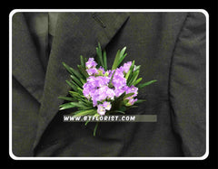 Simple Statice Corsage - WED0300