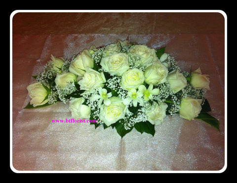 Rose Arrangement - WED0559