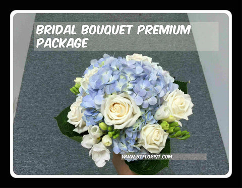 Bridal Bouquet Premium Package - PAC8094
