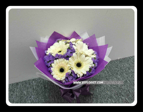 Simple Gerbera Bouquet- FBQ1456
