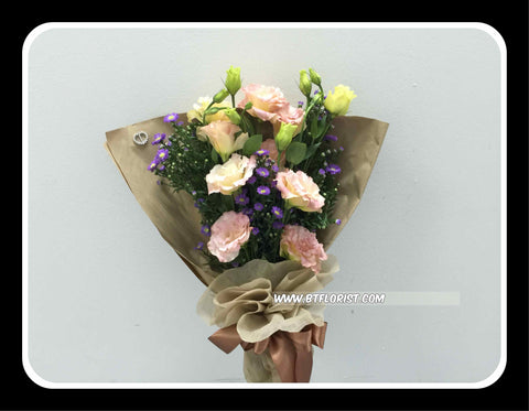 Eustoma Bouquet II  - FBQ1331val