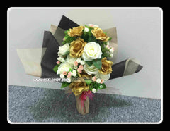 Artificial Rose Bouquet -ART8077