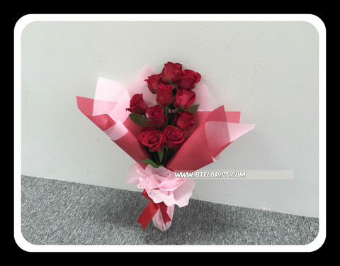 Just Rose Bouquet      - FBQ1392
