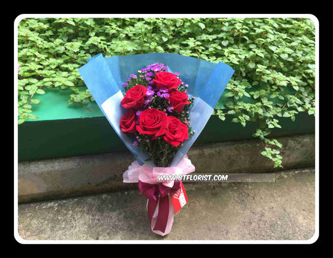 Red Rose Bouquet  - FBQ1237