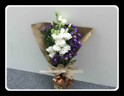 Eustoma Bouquet III  - FBQ1330