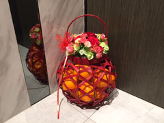 Mandarin Orange Basket III     - CNY8257