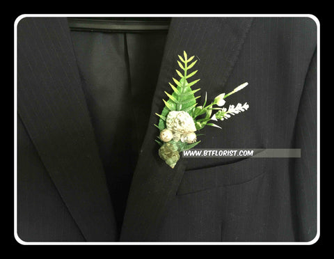 Special Seashell Corsage  - ART0441