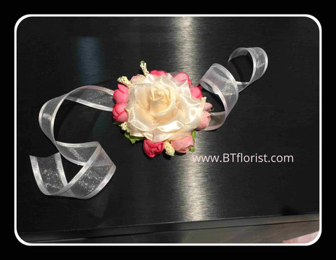 Rose Wrist Corsage   - WED0375