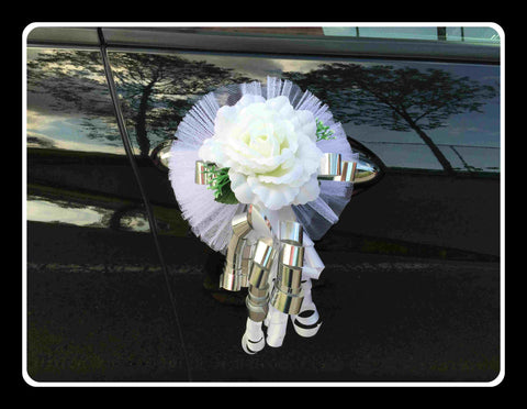 Accompany Car Artificial Flower Decoration - ACC0770