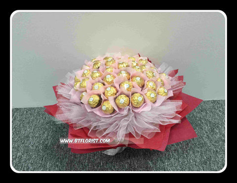 Huge Chocolate Bouquet - CHO1278