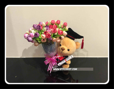 Special Graduation Bear  - BWF3609