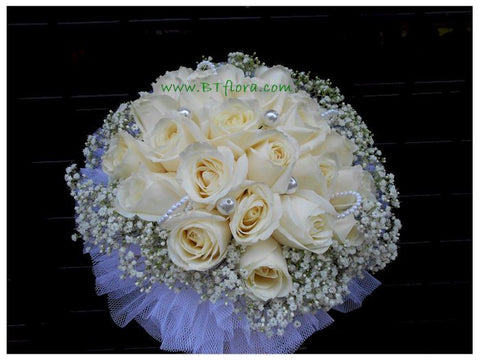 Simple Wedding bouquet - WED0269