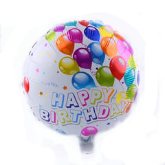 Happy Birthday Balloon ( Non Helium) - BAL0141