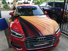Very Simple Theme Car Decoration      - WED0756