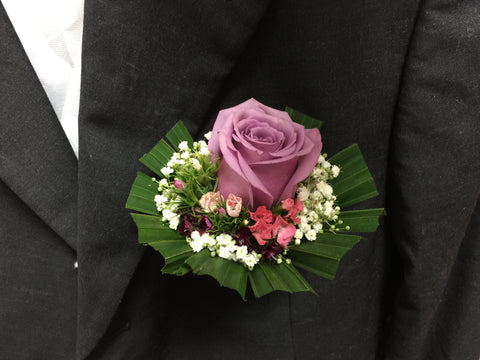 Rose Corsage III - WED0207