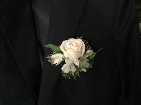 Rose Corsage  - WED0407