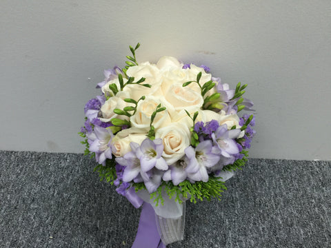White n Purple - WED0198