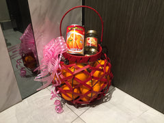 Mandarin Orange Basket      - CNY8234
