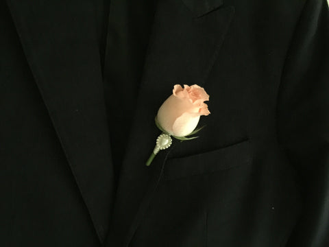 Rose Corsage - WED0418