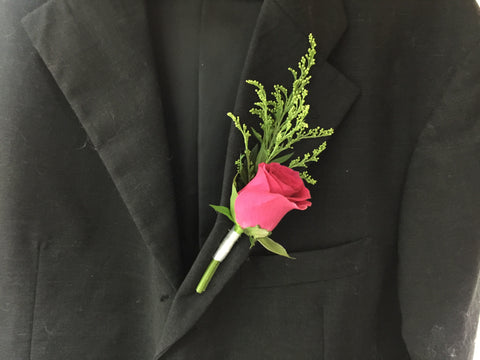 Rose Corsage - WED0419