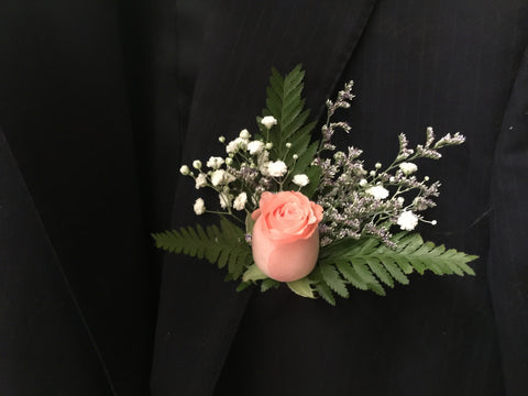 Rose Corsage - WED0398