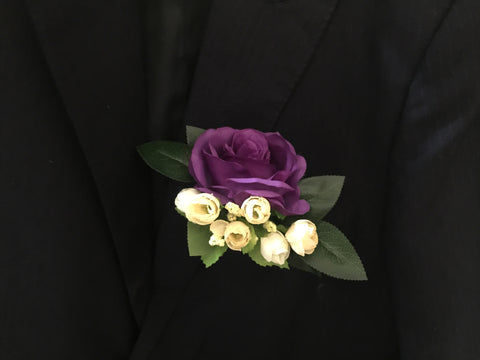 Artificial rose Corsage  - ART0405