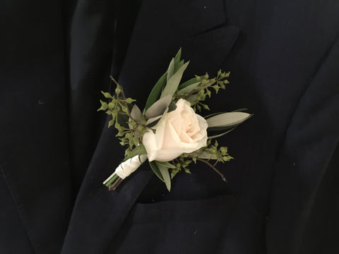 Rose Corsage - WED0312