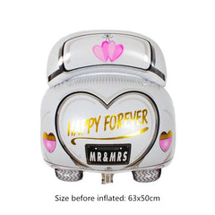 Wedding Car Balloon ( Non Helium) - BAL0131