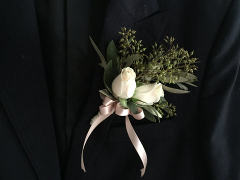 Rose Corsage - WED0317