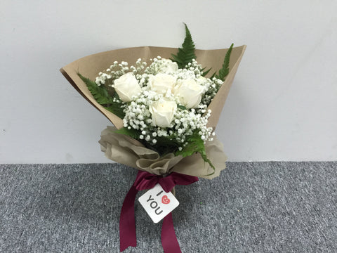 Simple Rose Bouquet - FBQ1478