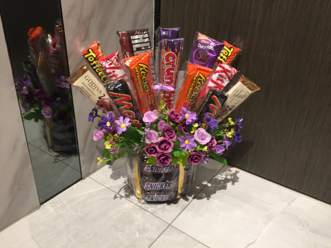 Assorted Chocolate Bouquet - CHO1249Q