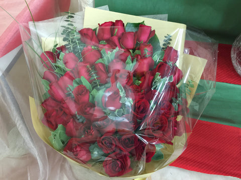 50 Rose Bouquet- FBQ1570