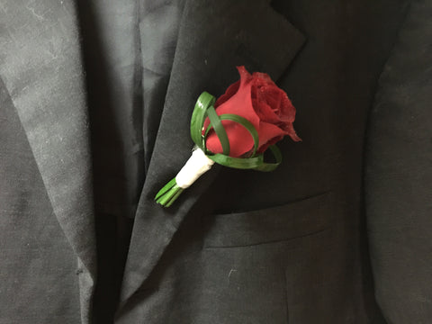 Just Rose Corsage - WED0313