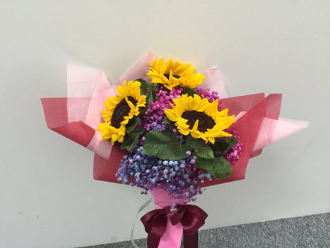 Sunflower Bouquet - FBQ1497