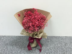 Colourful baby Breath Bouquet  - FBQ1227