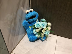 Cute Cookie Monster-BWF3593