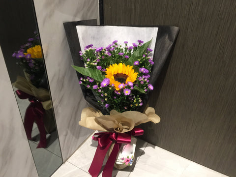 Sunflower Bouquet - FBQ1483val