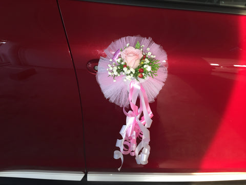 Accompany Car Fresh Flower Decoration III- ACC0783