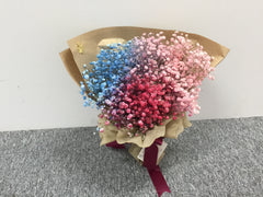Colourful baby Breath Bouquet  - FBQ1225