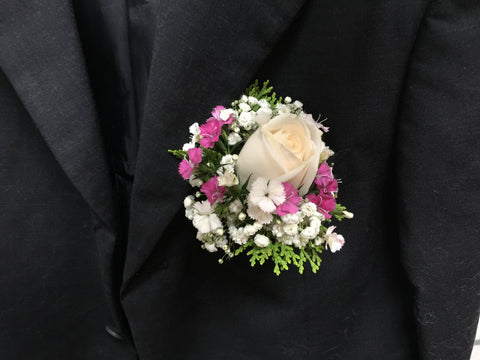 Rose Corsage V - WED0204