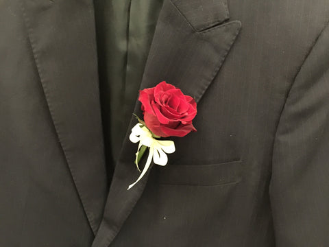 Rose Corsage - WED0414