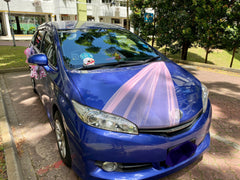 Simple Car Decoration     - WED0833